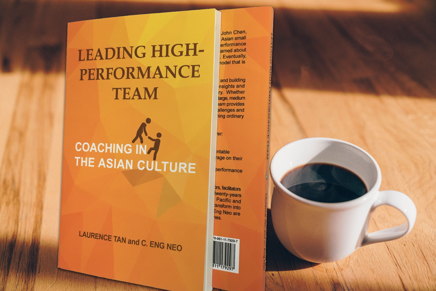 Coaching Book with Coffee